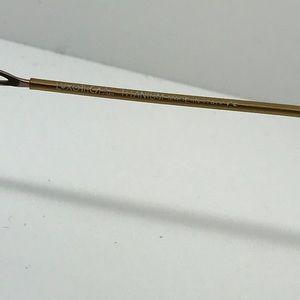Luxottica Accessories - Vintage Luxottica Gold Oval Sunglasses Frames
